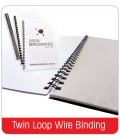 Binding - Twin Loop Wire