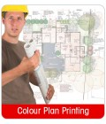 Plan Printing - Colour Line Plotting